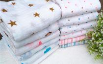 Обзор муслиновых пеленок для новорожденных